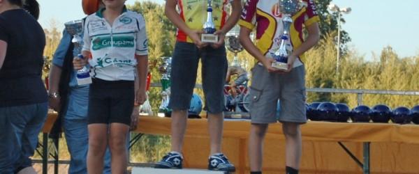 Jullian Pansier(CVCM) 1er Mathys Viniel (VCTG) 2ème