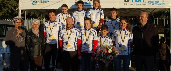 CC Vaucluse 2012